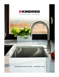Kindred 2019 Showroom Catalog